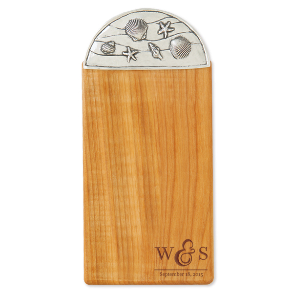Initials Commemorative Mini Cutting Board
