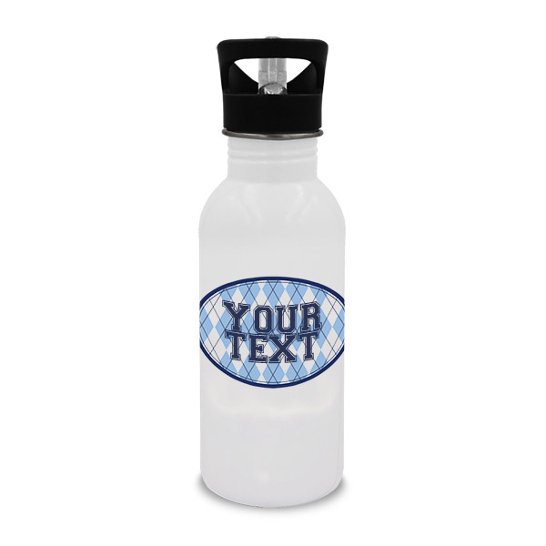 North Carolina Blues Collegiate Water Bottle