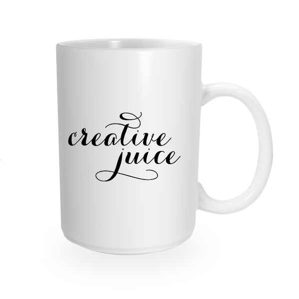 Creative Juice Coffee Mug