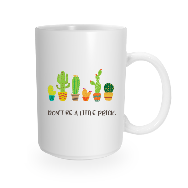 Little Prick Coffee Cup