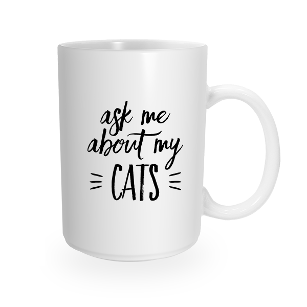 My Cats Coffee Cup