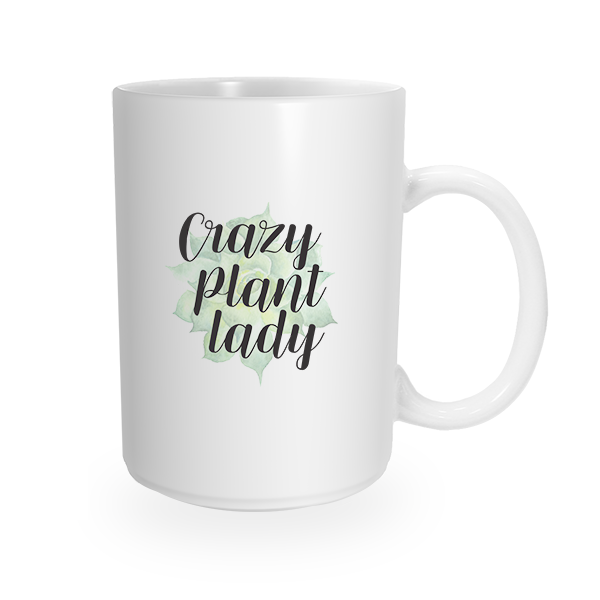 Plant Lady Coffee Cup