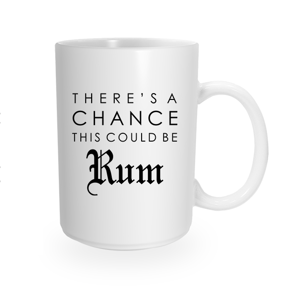 Rum Coffee Cup