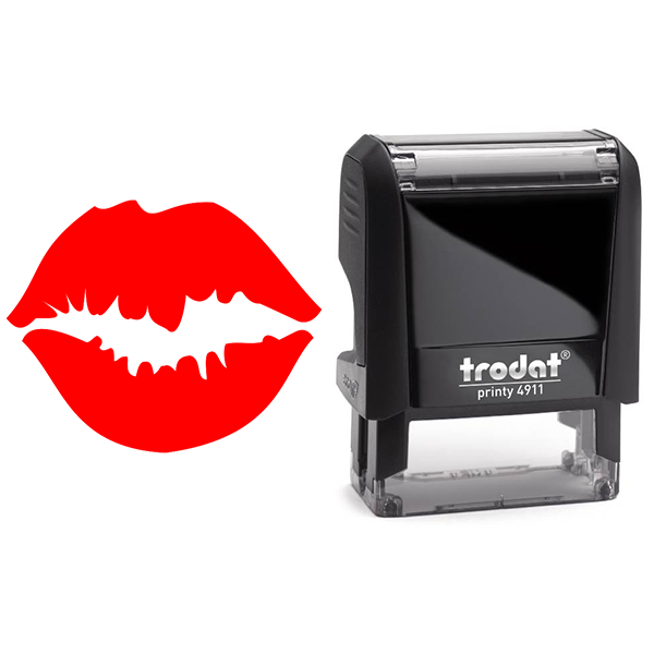 LIPS Stock Stamp