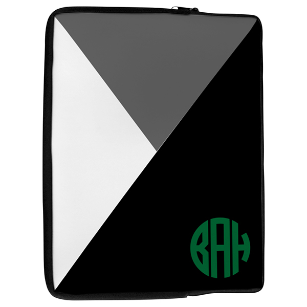 Monochromatic Laptop Cover