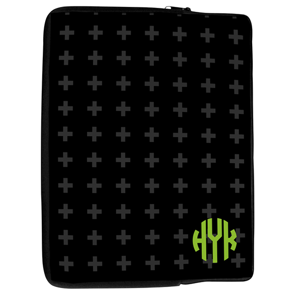 Swiss Cross Laptop Cover