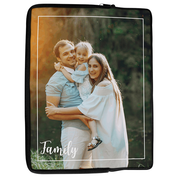 Family Laptop Cover