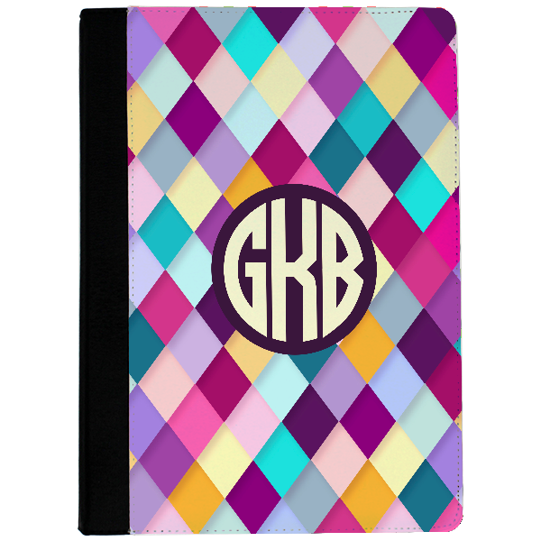 Colorful Diamonds iPad Air Case
