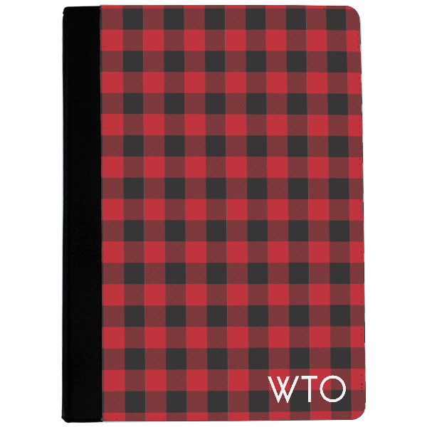 Lumberjack Plaid iPad Air Case