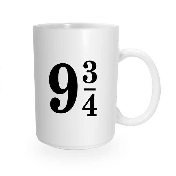 Platform 9 ¾ / Wizarding Coffee Mug