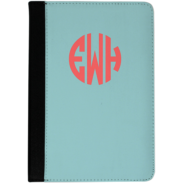 Simple Monogram iPad Mini Case