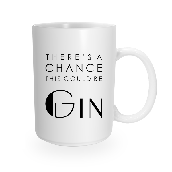 This Might Be Gin Coffee Mug