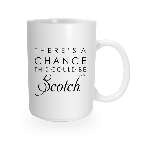 This Might Be Scotch Coffee Mug