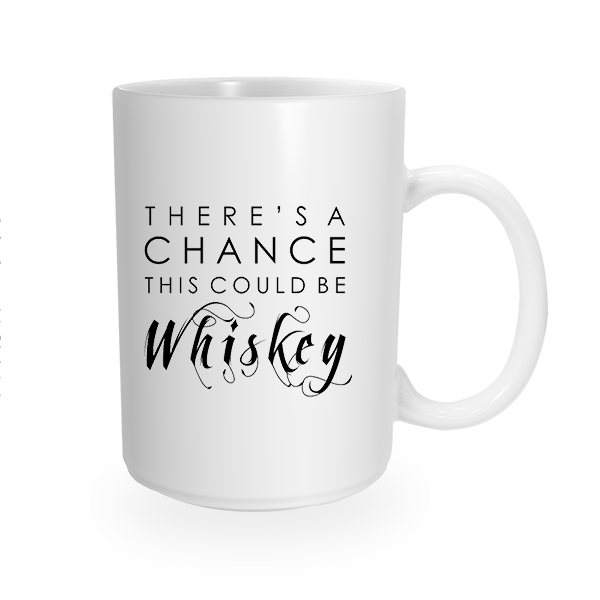 This Might Be Whiskey Coffee Mug