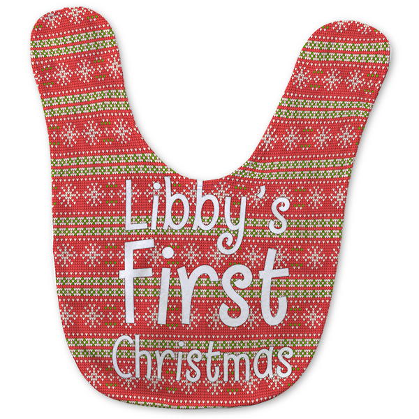 Ugly Sweater Bib
