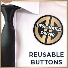Designated Driver Buttons
