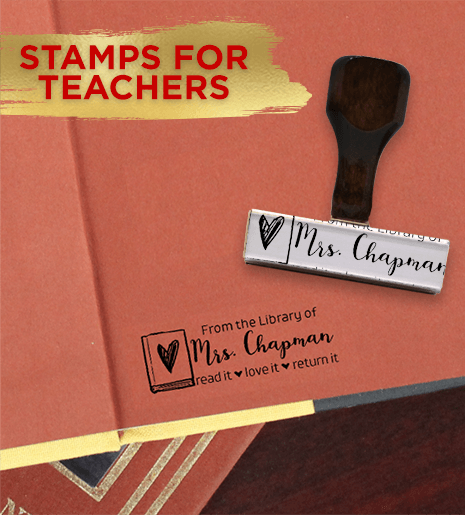 Stamps for Teachers