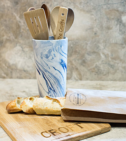 Custom Kitchen Utensils