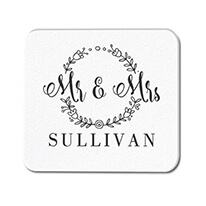 Couple's Custom Coasters