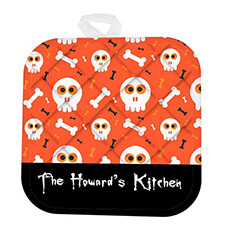 Halloween Custom Pot Holder